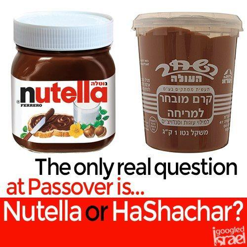 The only Passover question