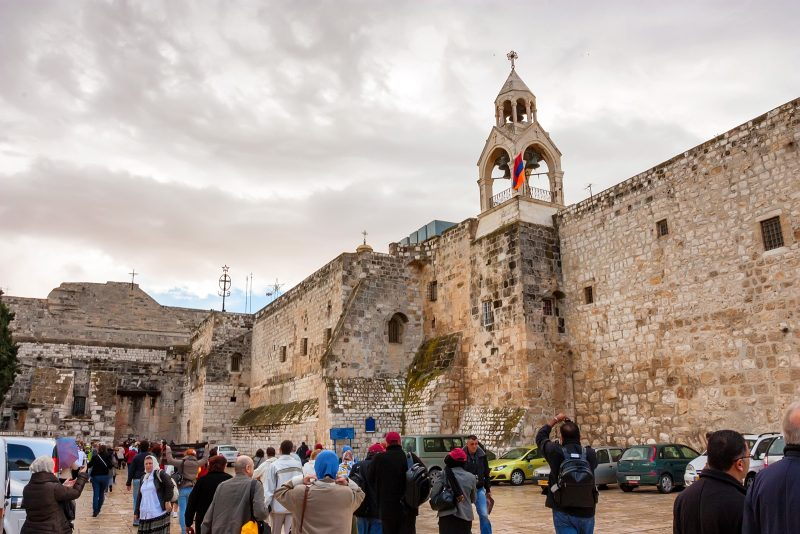 must see christian sites in the holy land