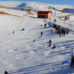 Snow and skiing in Israel? Head to Mount Hermon!