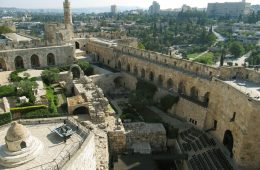 Tower of David citadel