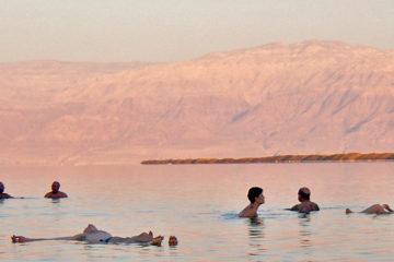 Mineral Beach, Dead Sea