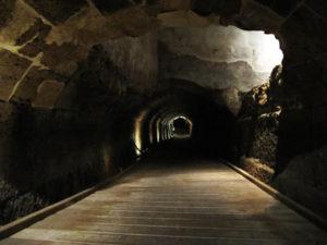 Akko Templars Tunnel