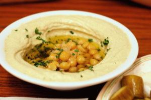 Hummus Kibbutz Einat