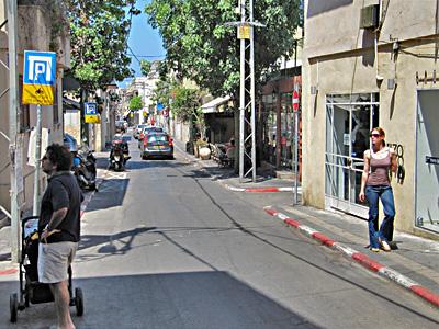 Shabazi Street, Neve Tzedek