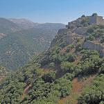 Nimrod Fortress, Golan Heights