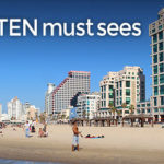 Ten ESSENTIAL things to see and do in Tel Aviv, the Middle East's Capital of Cool
