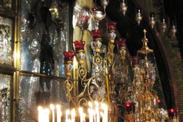 Holy Week in Israel