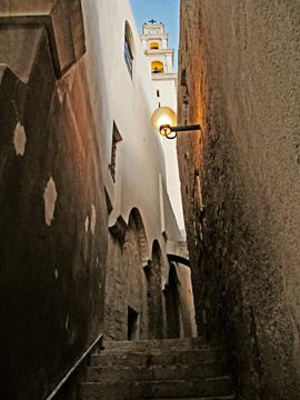 old jaffa alleys