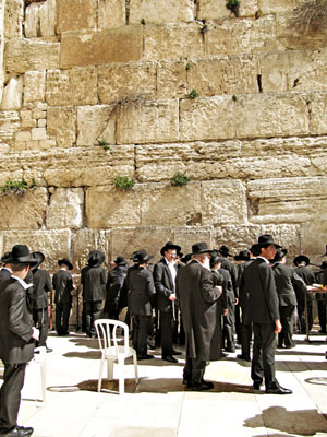 "The Western ""Wailing"" Wall"