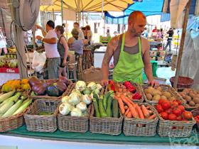 Farmer's Market, Namal Tel Aviv