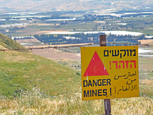 Mines in Israel