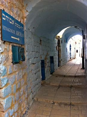 Safed Old City