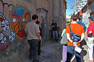 Streetwise Hebrew tour