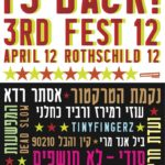 Fest 12 returns to Tel Aviv with 12 of the best!