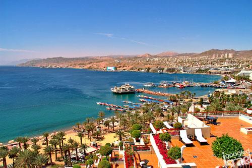 Dan Eilat view