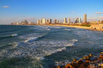 Tel Aviv view