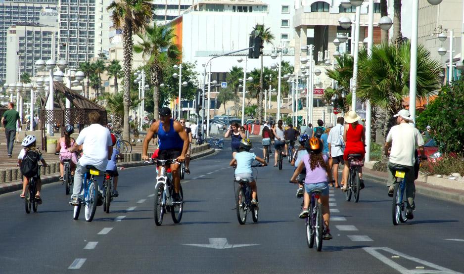 Yom Kippur Tel Aviv