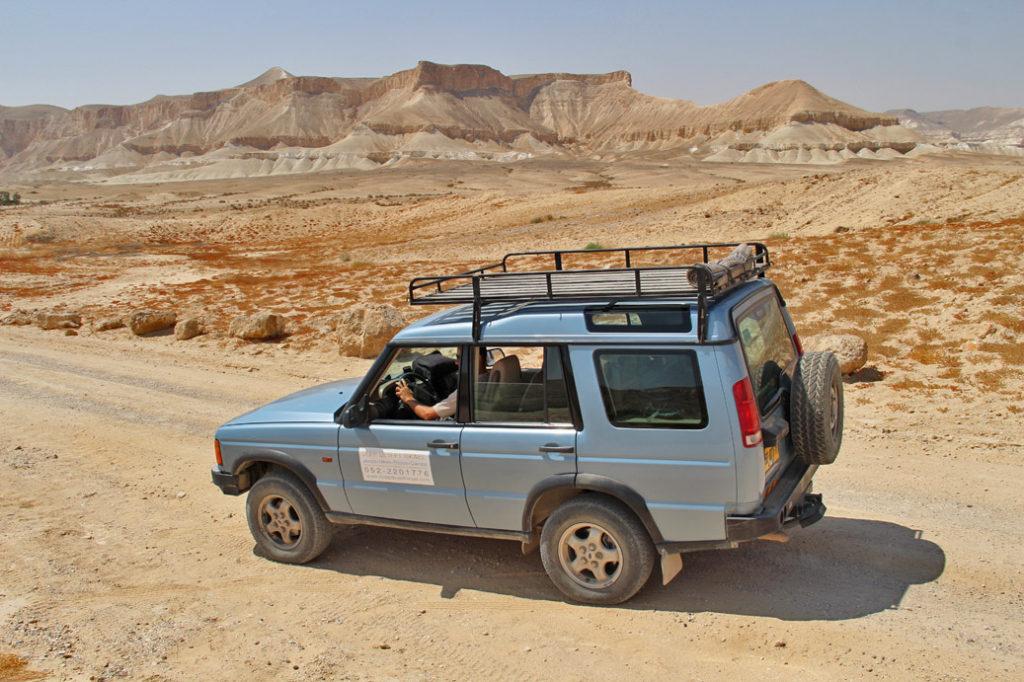 jeep tour zin valley