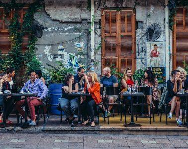 Tel Aviv restaurant cafe