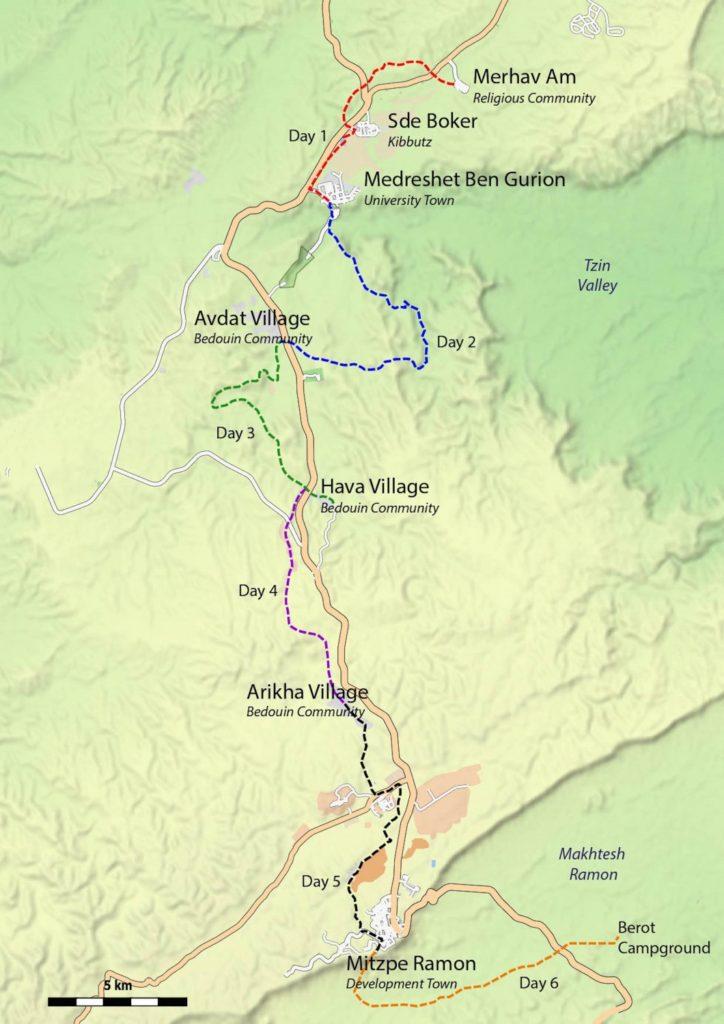 Negev Highlands Trail