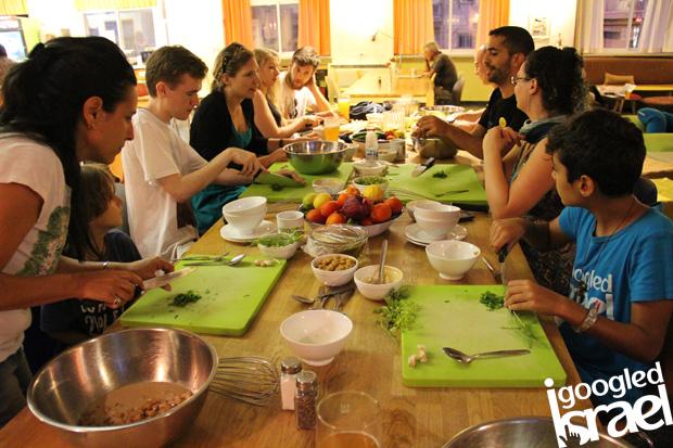 Hummus Workshop