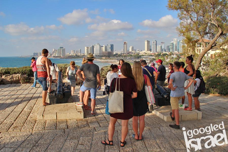Sandemans Tour Jaffa