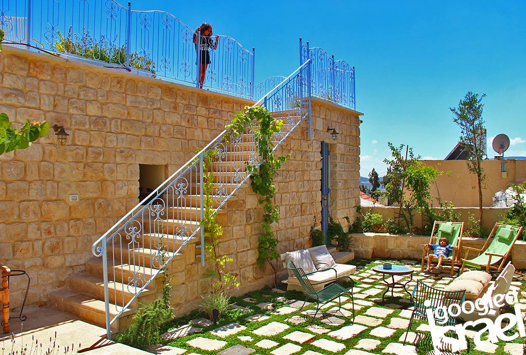 The Way Inn Safed