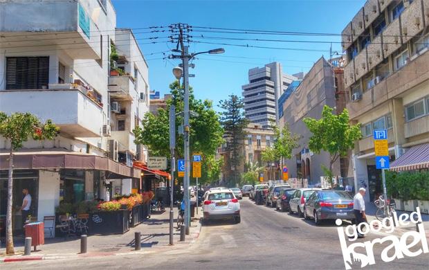 gan hahashmal neighborhood