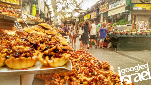 market tasting tour