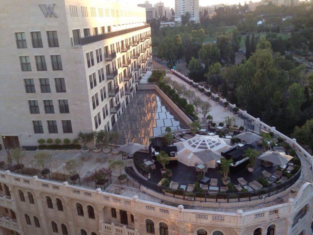 waldorf astoria garden terrace