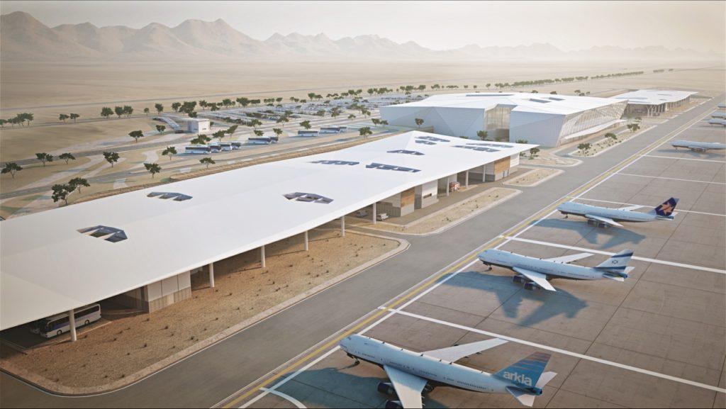 ramon airport eilat
