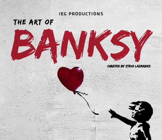 art of banksy israel