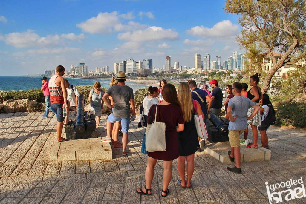 tourism to israel 2017