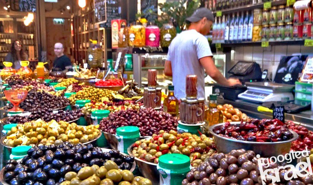 sarona food market
