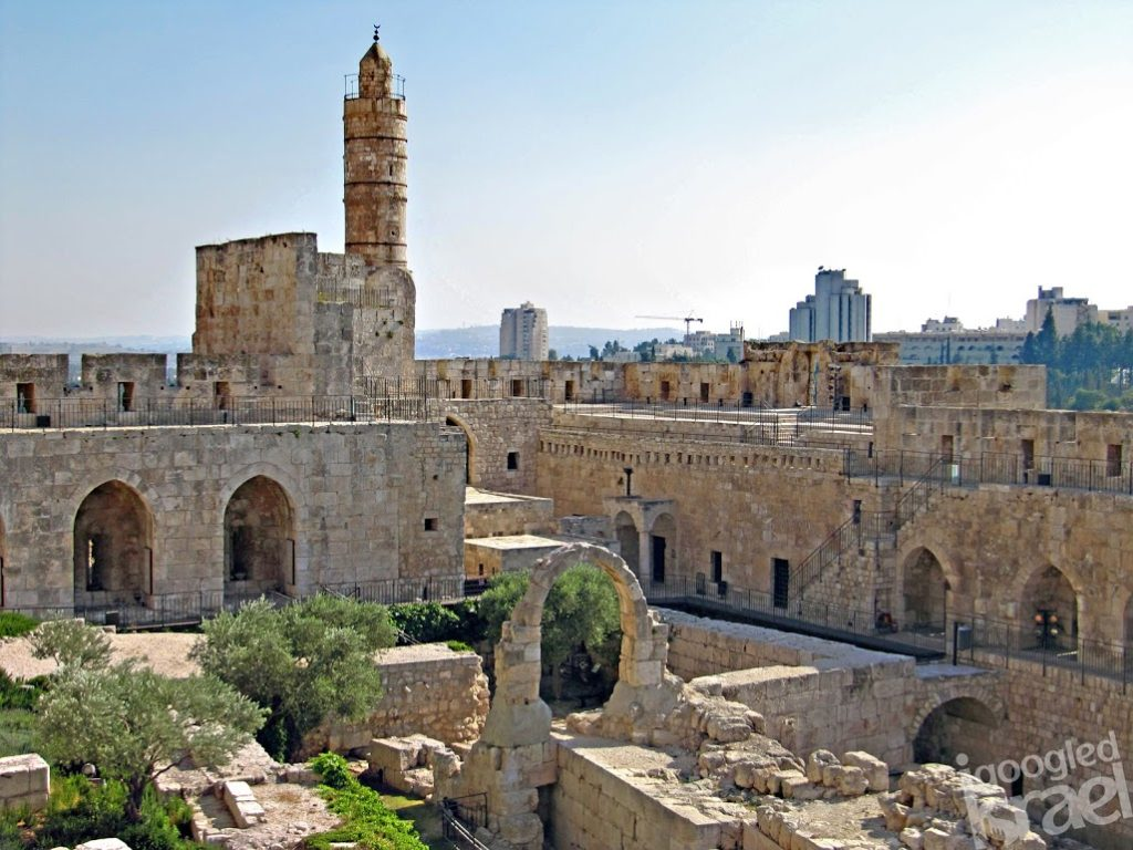 jerusalem tower of david