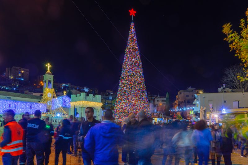 Celebrating christmas 2018 in israel heres our guide to everything you need to know