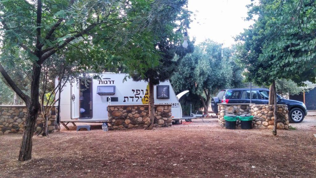 caravanIsrael