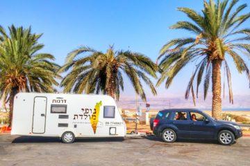 caravan tour israel