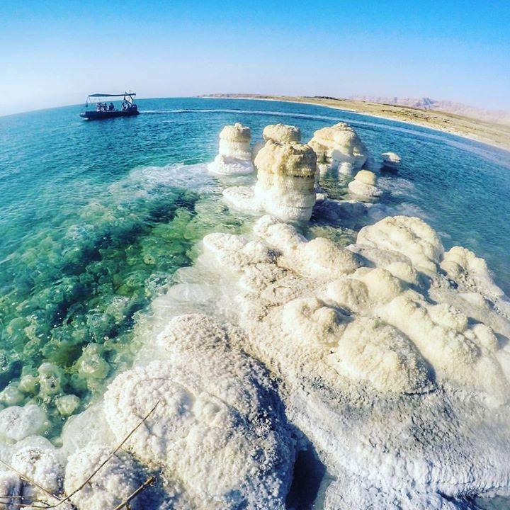 dead sea boat tour
