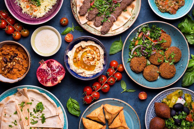 Arabic food festival
