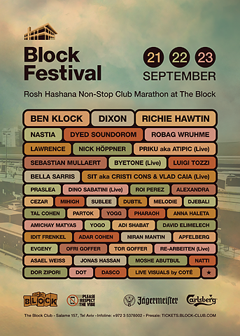 Block Festival
