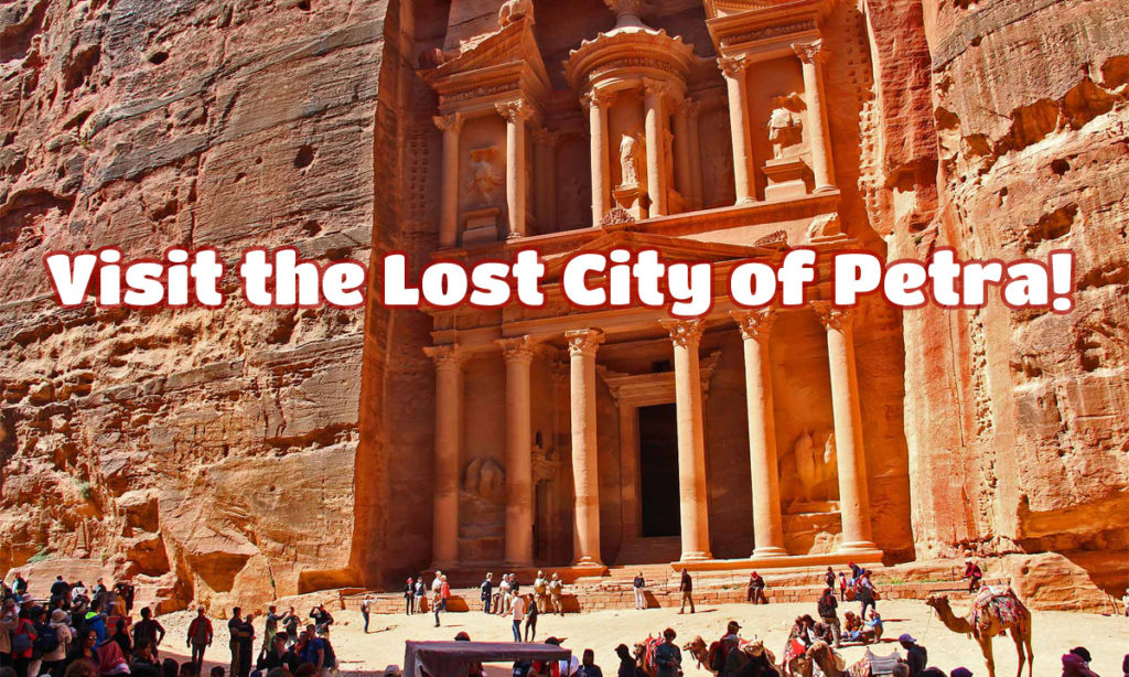 Petra Tour from Israel