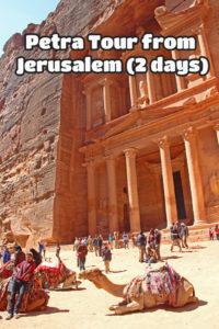 Petra Tour Jerusalem