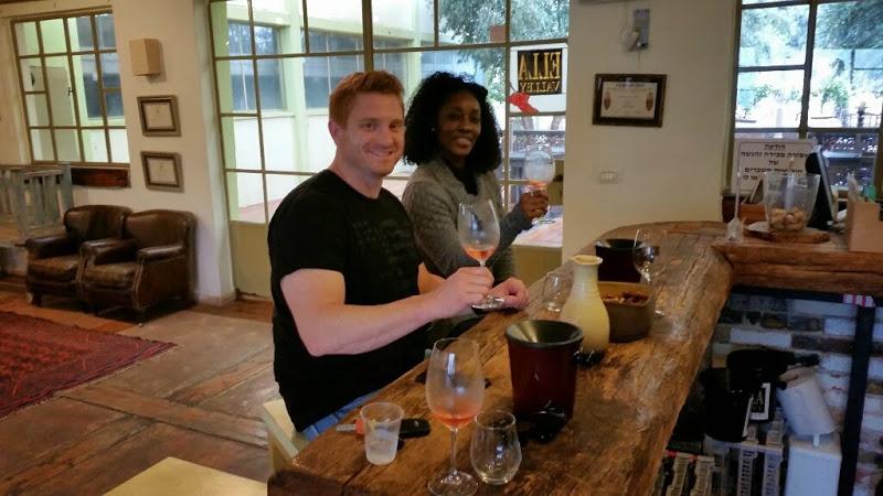 israel wine tour