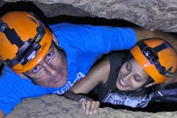 salt caving tour