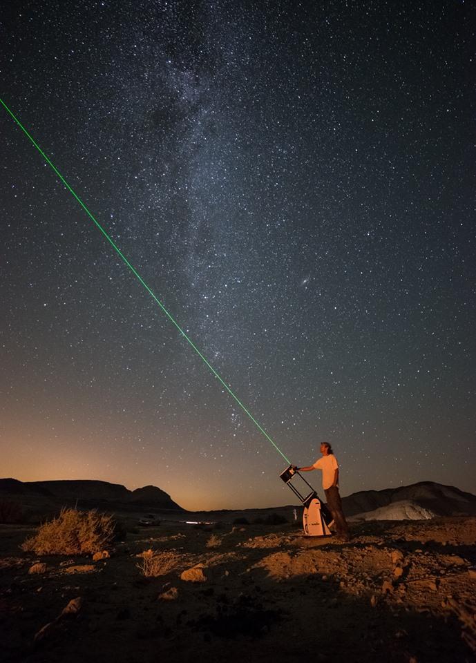 stargazing in israel