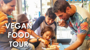 vegan tour tel aviv
