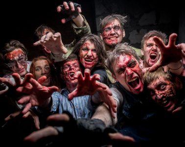 tel aviv zombie walk