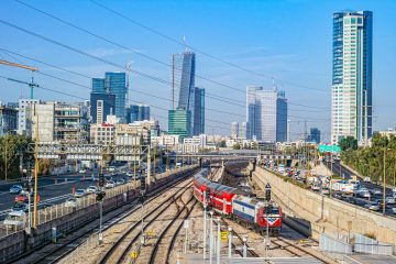 Getting from Ben Gurion to Tel Aviv
