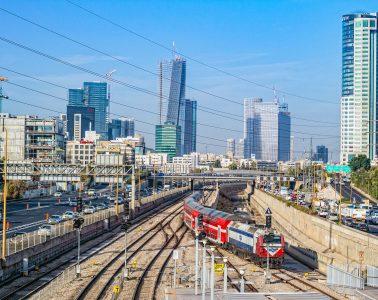 Getting from Ben Gurion to Tel Aviv